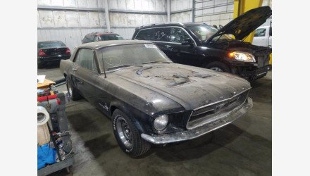 1967 Ford Mustang for sale 101381071