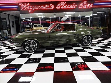 1967 Ford Mustang for sale 101382059