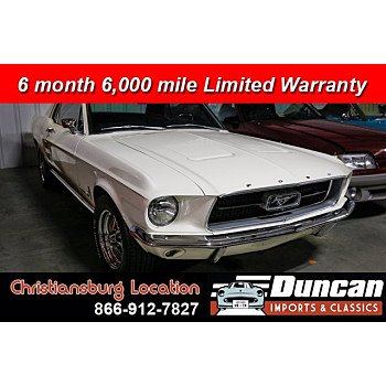1967 Ford Mustang for sale 101382669