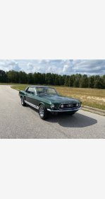 1967 Ford Mustang GT for sale 101385723