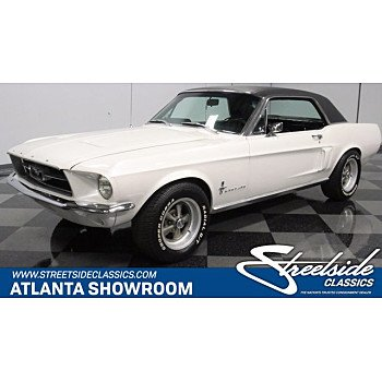 1967 Ford Mustang for sale 101390126