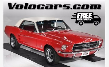 1967 Ford Mustang for sale 101408006
