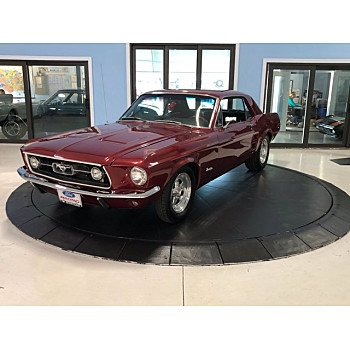 1967 Ford Mustang for sale 101408061