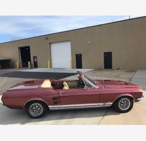 1967 Ford Mustang for sale 101411075