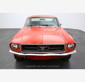 1967 Ford Mustang Coupe for sale 101421576