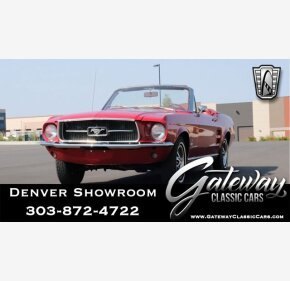 1967 Ford Mustang for sale 101425497