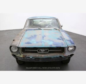 1967 Ford Mustang Fastback for sale 101426228