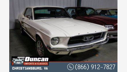 1967 Ford Mustang for sale 101431570