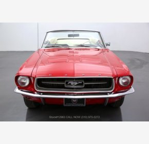 1967 Ford Mustang Convertible for sale 101435177