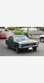 1967 Ford Mustang for sale 101438507