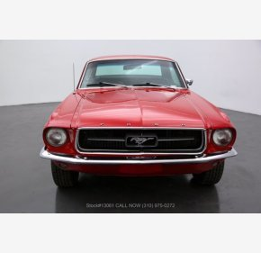 1967 Ford Mustang Coupe for sale 101439274