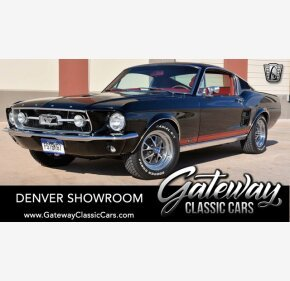1967 Ford Mustang GT for sale 101458100