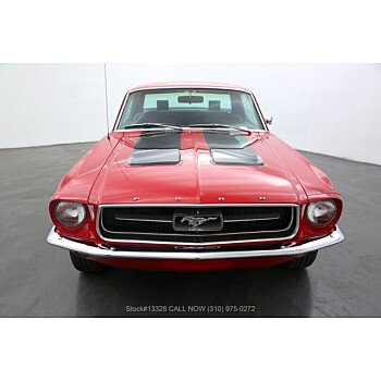 1967 Ford Mustang Coupe for sale 101503105