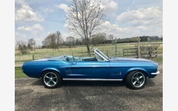 1967 Ford Mustang for sale 101518963