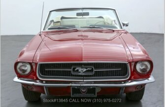 1967 Ford Mustang Convertible for sale 101523825