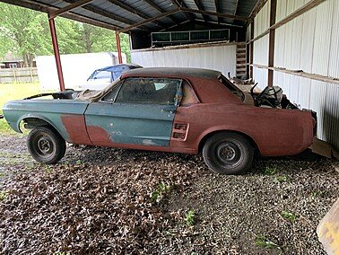 1967 Ford Mustang for sale 101526277