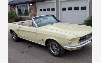1967 Ford Mustang Convertible for sale 101529705