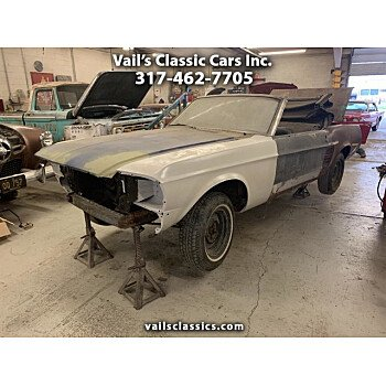 1967 Ford Mustang for sale 101545629