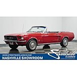 1967 Ford Mustang Convertible for sale 101550171