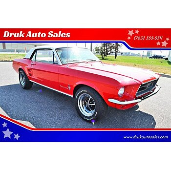 1967 Ford Mustang for sale 101553745