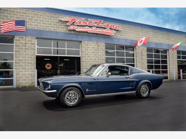 1967 Ford Mustang for sale 101558858