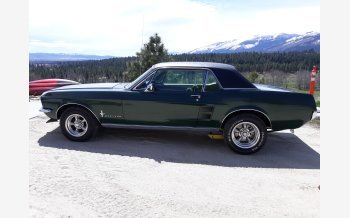 1967 Ford Mustang 390 S-Code for sale 101570311