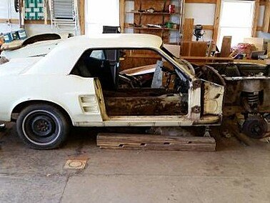 1967 Ford Mustang for sale 101577316