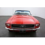 1967 Ford Mustang Convertible for sale 101593603
