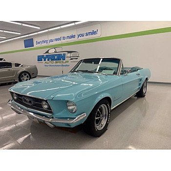 1967 Ford Mustang for sale 101606119