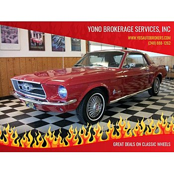 1967 Ford Mustang for sale 101630754