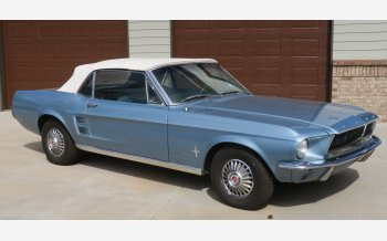 1967 Ford Mustang Convertible for sale 101128562