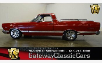 1967 Ford Ranchero for sale 101014007