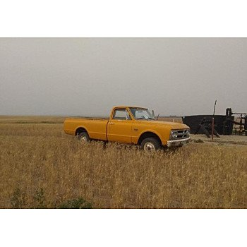 1967 GMC Custom for sale 101021887