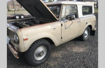 1967 International Harvester Scout for sale 101439613