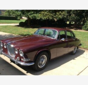 1967 Jaguar 420 for sale 101091748