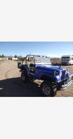 1967 Jeep CJ-5 for sale 101250752