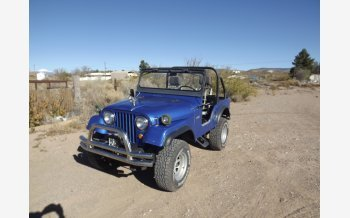 1967 Jeep CJ-5 for sale 101250752