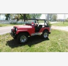 1967 Jeep CJ-5 for sale 100951648