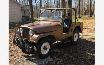 1967 Jeep CJ-5 for sale 101200135
