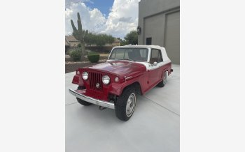 1967 Jeep Jeepster for sale 101607879
