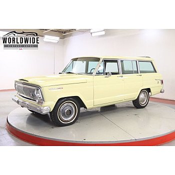 1967 Jeep Wagoneer for sale 101461744
