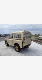 1967 Land Rover Series II for sale 101354217