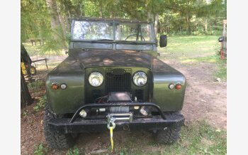 1967 Land Rover Series II for sale 101126160