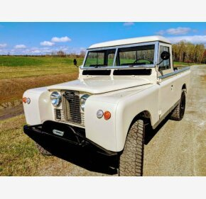 1967 Land Rover Series II for sale 101187754