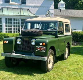 1967 Land Rover Series II for sale 101217751