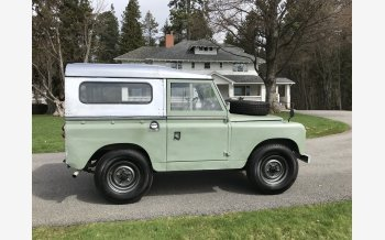 1967 Land Rover Series II for sale 101128672