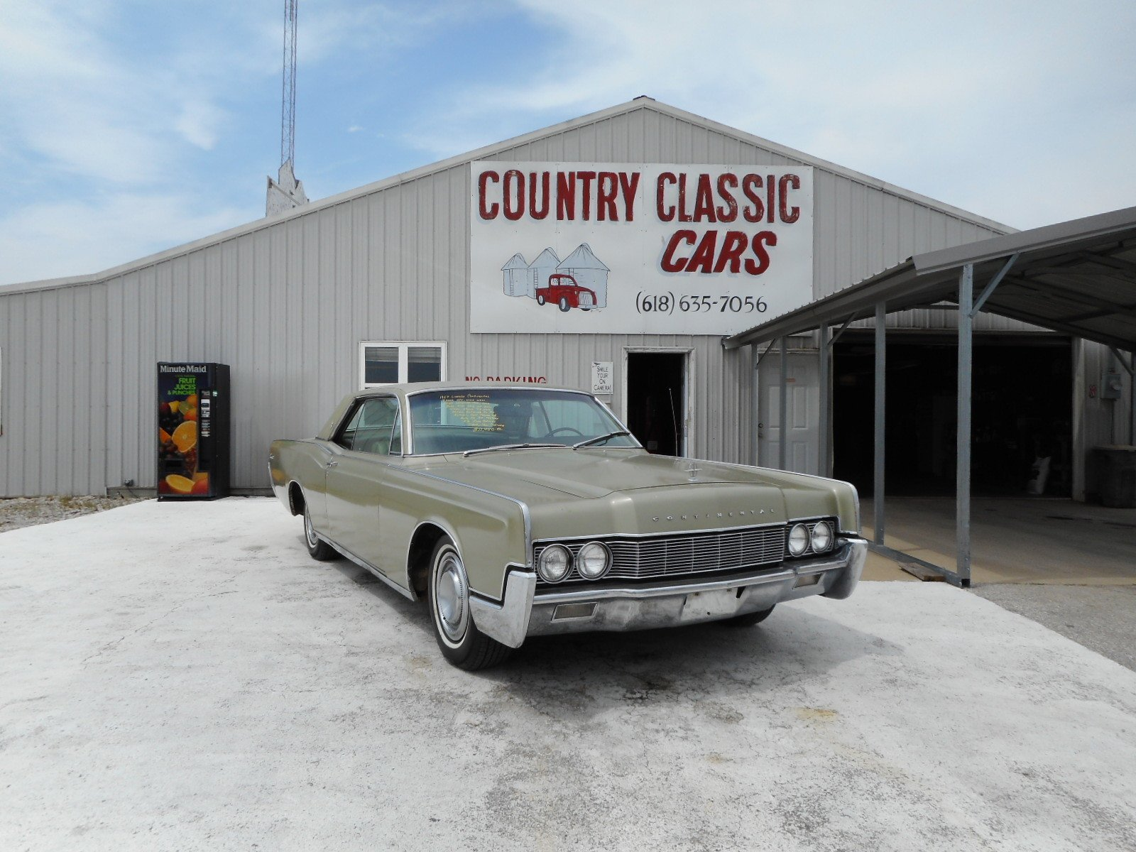 1967 Lincoln Continental Classics For Sale Classics On Autotrader