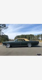 1967 Lincoln Continental for sale 101117235