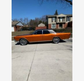 1967 Lincoln Continental for sale 101194595