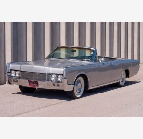 1967 Lincoln Continental for sale 101322591